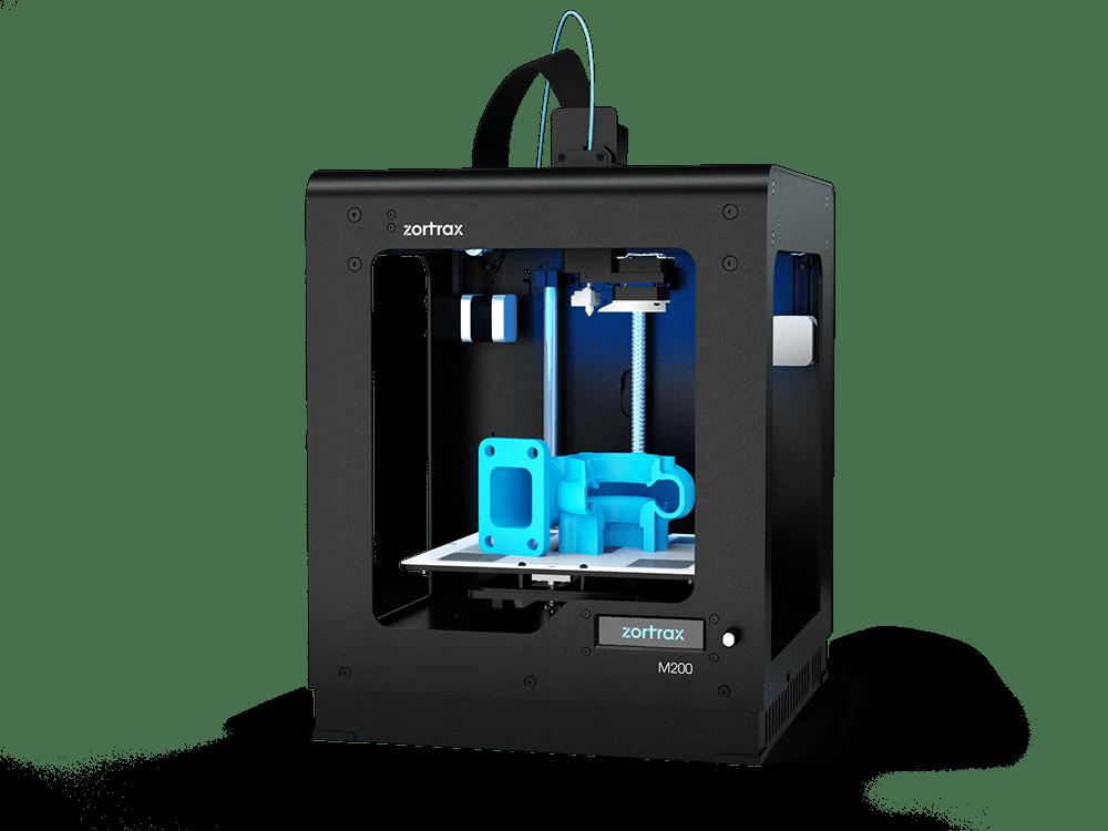 Zortrax M200, imprimante 3D