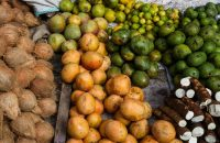 Fruits et légumes africains